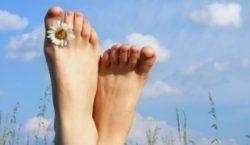 Пусть ваши пальцы ног не страдают от прыщей