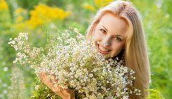 Аллергия в виде прыщей может появится от чего угодно