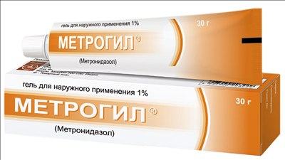 Метрогил гель от прыщей - только эффективное лечение Метрогил Гель 1