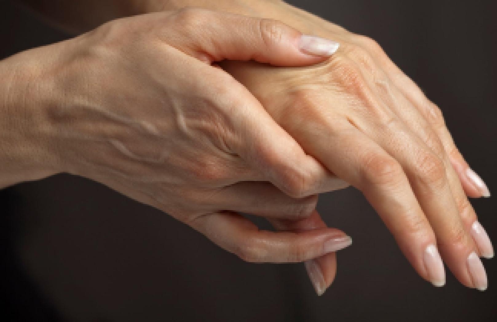 Как сделать чтобы затекла кисть руки