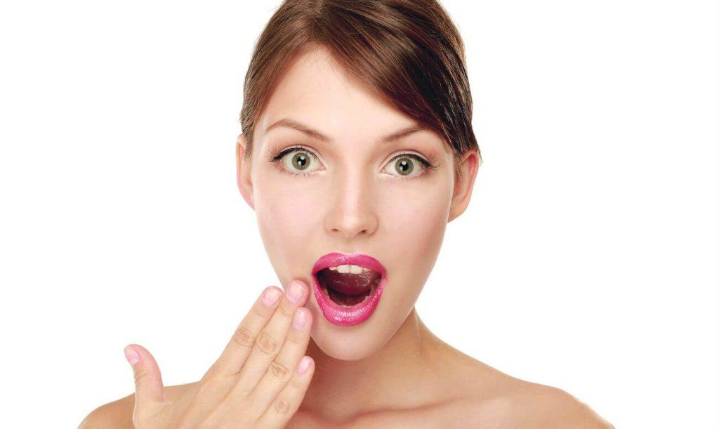 Уплотнение на губе: лечение, причини появления