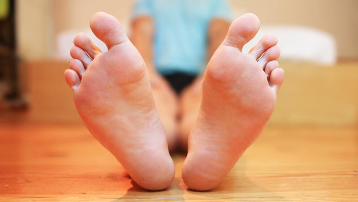 Удаление шпор на ступнях в домашних условиях