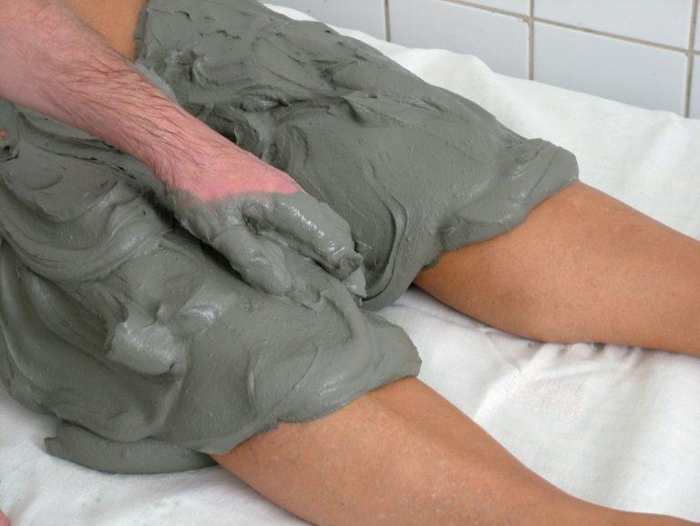 Обертывание колен
